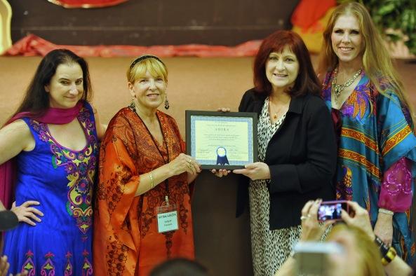 Adira Award Presentation