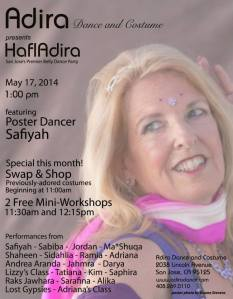 Swap and Shop at HaflAdira